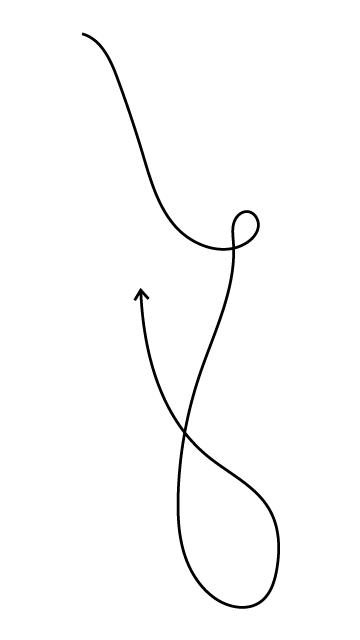 [図14]曲線矢印A