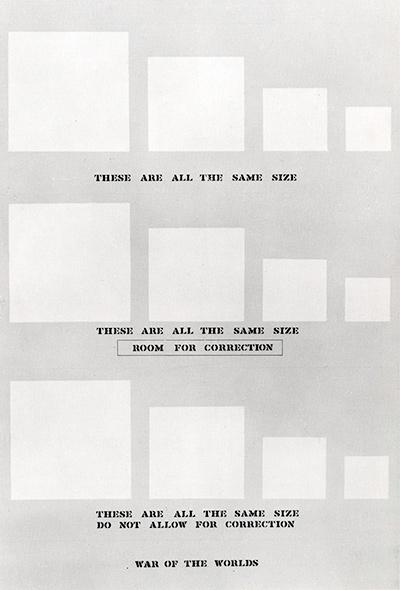 荒川修作+マドリン・ギンズ『意味のメカニズム』― 第5章「意味の諸段階」