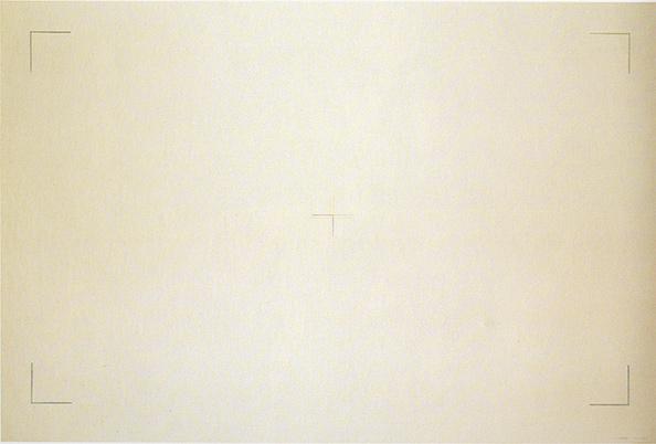 荒川修作『Untitledness No.2』(1961-1962)