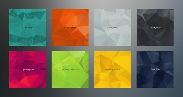 ÉKRITS Colors